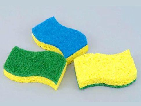 清洁用海绵